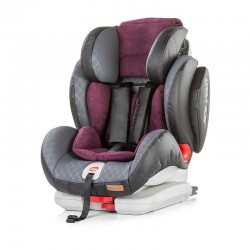NOMAD ISOFIX VERY BERRY 1-2-3