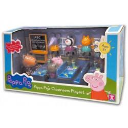 Vamos al cole con PEPPA PIG