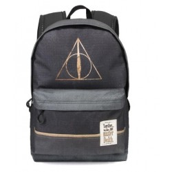 HARRY POTTER MULTICOLOR MOCHILA HS DEATHLY HALLOWS