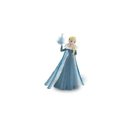 Figura pvc ELSA- Olaf Frozen Adventure de Bullyland