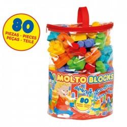 Bolsa Blocks 80 pcs.