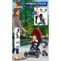 Triciclo infantil Central Park