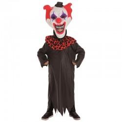 Disfraz de Payaso Asesino de 7 a 9 años.