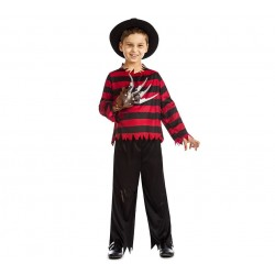 Disfraz de Asesino de Pesadilla de 7 a 9 años