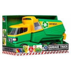 Camión de la Basura de Juguete 45 cm.