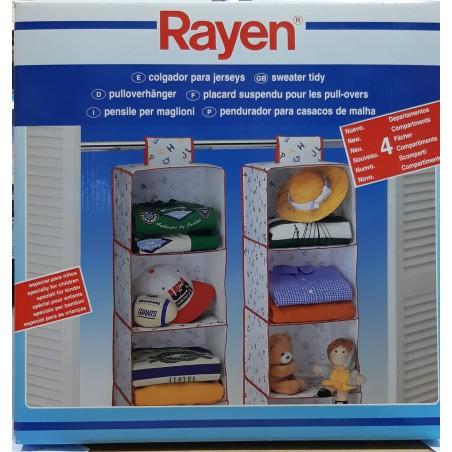 Colgador para jerseys RAYEN.