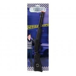 Rifle Negro de Policía de 51x8 cm